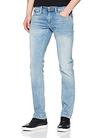 bdc88ab3260579 Tommy Jeans Herren Scanton Slim Jeans Blau (Springfield Light Blue Stretch  911) W30