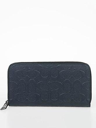 Coach Monogram Leather Wallet size Unica