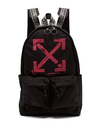 e9f724ea657f Off-white Off-white - Arrows Print Backpack - Mens - Black Pink