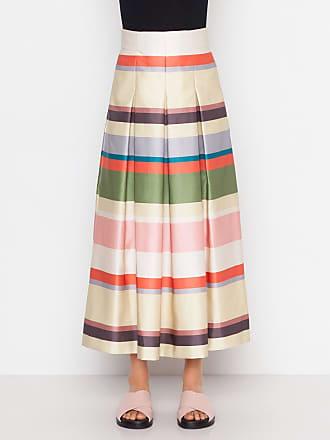 Akris Skirt with Memphis glass print