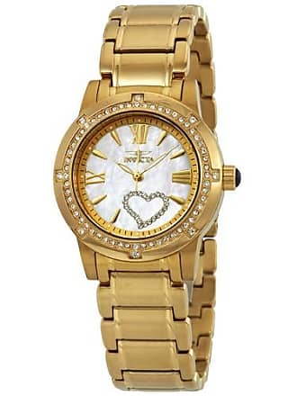 Invicta Angel Mother of Pearl Dial Ladies Watch 16709