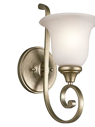 Kichler Wall Sconce 1Lt in Sterling Gold