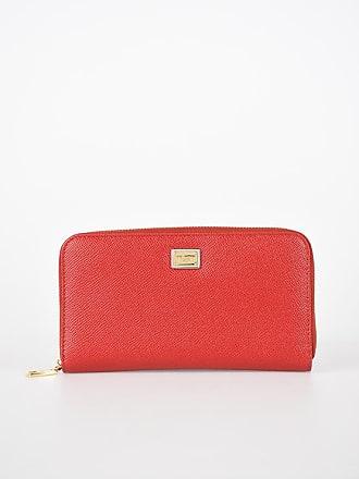 Dolce   Gabbana Portafoglio in Pelle Stampa Dauphine taglia Unica 4800d233bd8