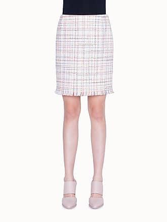 Akris Mini skirt in tweed