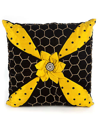 MacKenzie-Childs Honeycomb Pillow