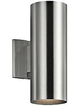 Kichler Outdoor Up/Down Cylinder Wall Sconce