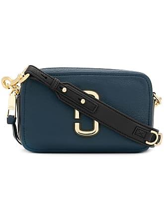 Marc Jacobs Bolsa transversal Softshot - Azul
