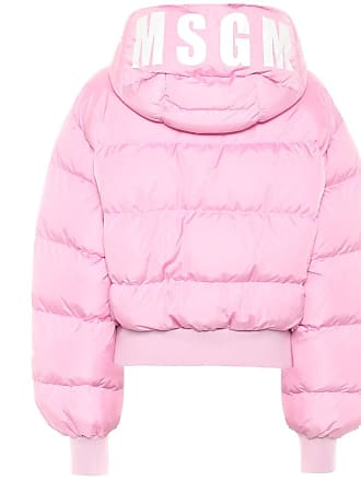 Msgm Quilted down jacket