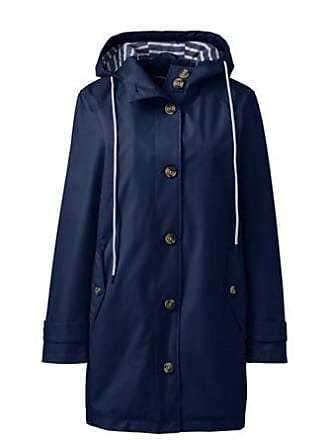 509f9329878 Lands End Womens Plus Raincoat with Removable Liner - 20-22
