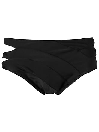 Amir Slama cut out trunks - Black