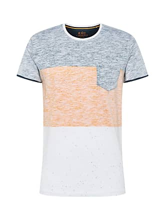 6e1b07ce3a9f96 EDC by Esprit Shirt navy   abrikoos   wit