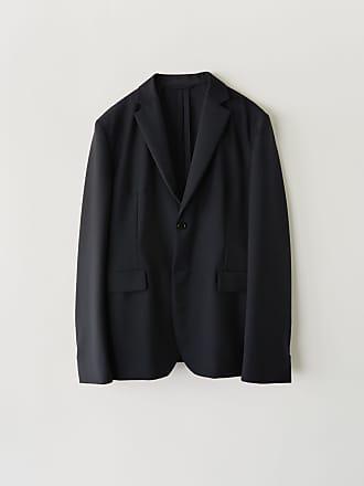Acne Studios Antibes Wo Mh Navy blue Slim fit blazer
