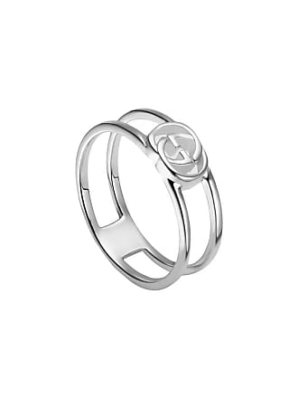 4a2a273e3 Gucci Silver Rings: 30 Items | Stylight