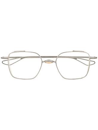 Dita Eyewear Armação de óculos Lineto - Prateado
