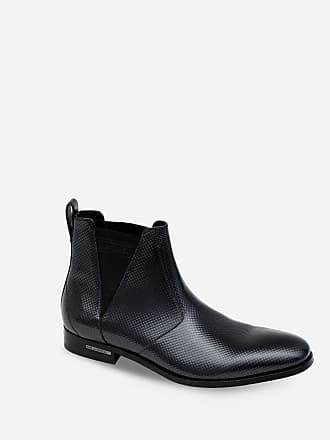 Karl Lagerfeld LEATHER ANKLE BOOT