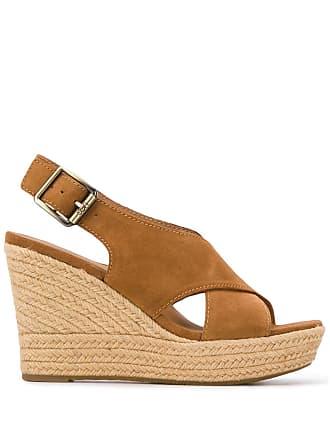 UGG Harlow wedge sandals - Neutrals
