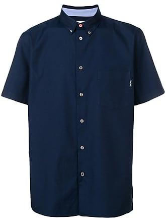 Paul Smith Camisa com botões - Azul