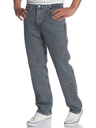 Wrangler Genuine Wrangler Mens Relaxed Fit Jean,Pale Smoke,32x32