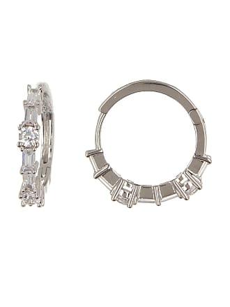 Nordstrom Rack 15mm CZ Glam Huggie Earrings