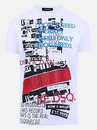 Dsquared2 Topwear T-shirts
