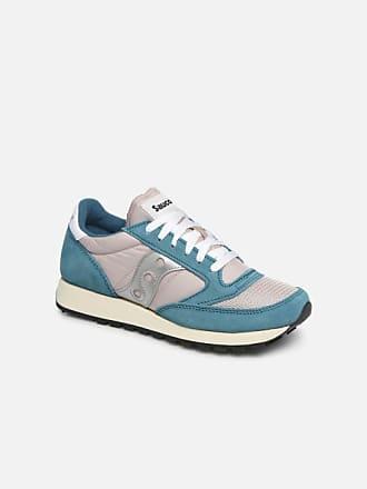 brand new cd4ac ee060 Saucony Jazz Original Vintage W - Sneaker für Damen   blau