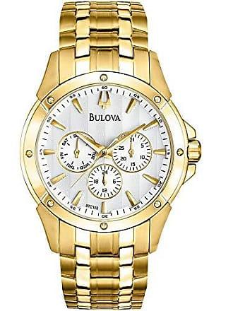 Bulova Relógio Masculino Bulova Analógico WB21927H - Dourado