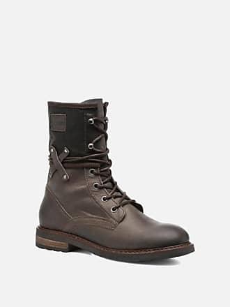 5e3a87aaa6b Palladium Bupswing Mix - Boots en enkellaarsjes voor Dames / Bruin