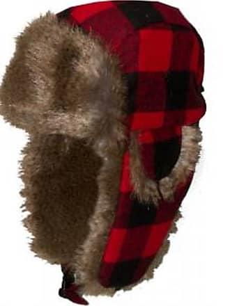 Dorfman Pacific Buffalo Plaid Trooper Hat