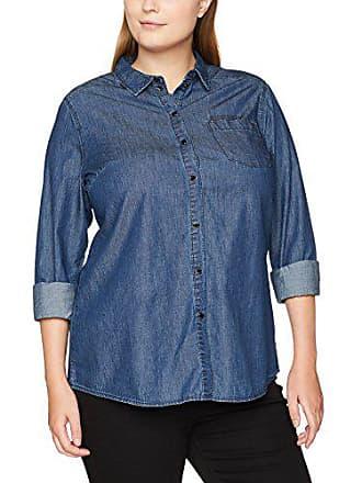 2d260d4f02bf Jeansblusen in Blau  168 Produkte bis zu −63%   Stylight