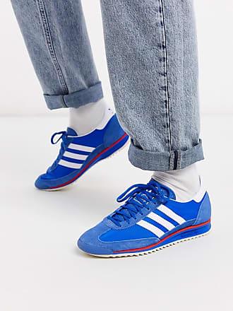 adidas Originals SL 72 - Blaue Sneaker