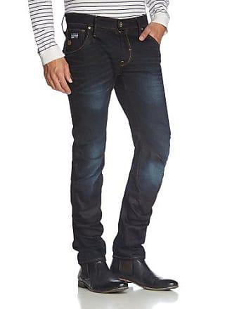 G-Star Mens Arc 3D Slim Fit Jean In Hydrite Denim Indigo Aged, Indigo Aged, 32x34
