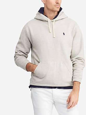 Polo Ralph Lauren Sweat à capuche poney Gris Polo Ralph Lauren 6f2e9777546c