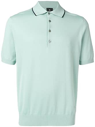 Paul Smith Camisa polo slim - Verde