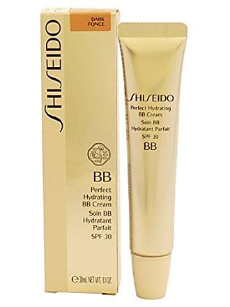Shiseido Perfect Hydrating BB Cream SPF 30 for Women, Dark Fonce, 1.1 Ounce