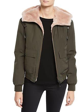 Yves Salomon - Army Reversible Fur & Nylon Jacket