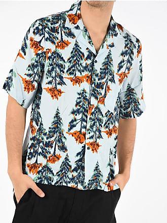 Acne Studios Print Short Sleeve Shirt Größe 52