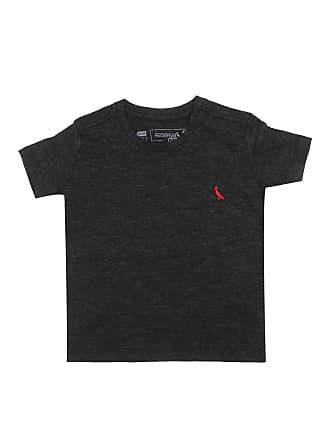 Reserva Mini Camiseta Reserva Mini Menino Liso Preta