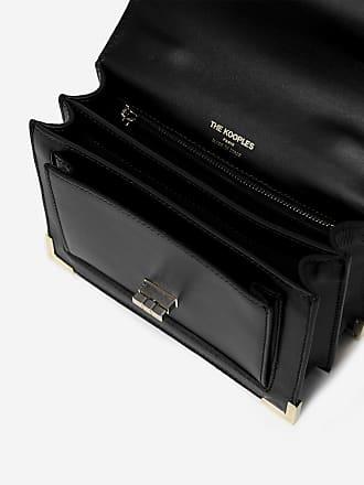 The Kooples The Kooples - Sac Emily Iconic mini modèle noir onyx - FEMME