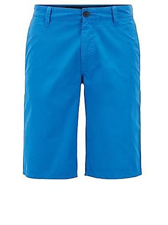 bec38d0c BOSS Regular-fit reactive-dyed shorts in pure cotton