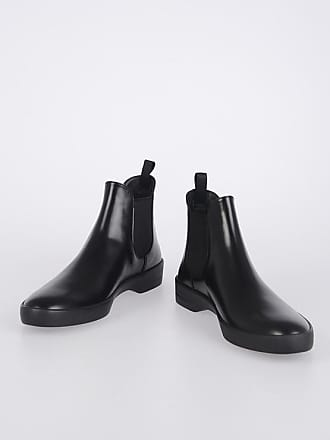 Prada Leather Ankle Boots size 6,5
