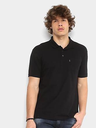 Ellus Camisa Polo em Piquet Ellus Manga Curta Masculina - Masculino 7a8e9cbad89
