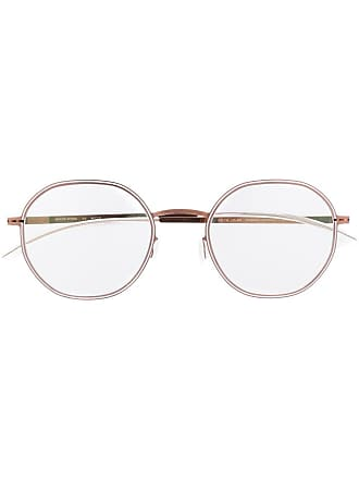 Mykita Armação de óculos redonda - Branco