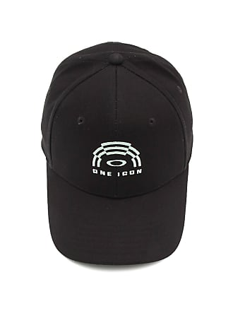 Oakley Boné Oakley 6 Panel Logo Hat Preto