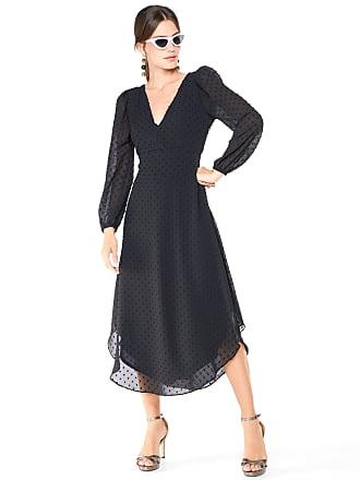bd15e6add Vestidos De Mangas Compridas − 156 produtos de 80 marcas