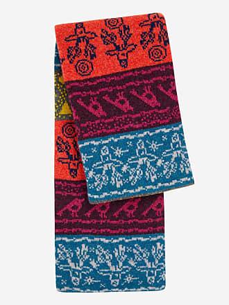 3ab4c0d403a7 Paul Smith Echarpe en laine imprimé fantaisie Multicolore Paul Smith