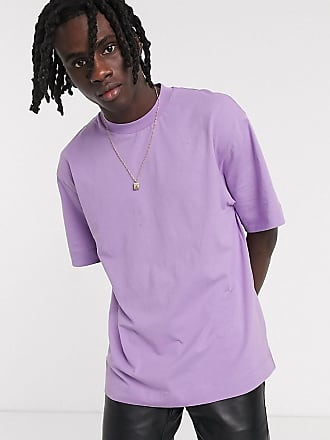Collusion t-shirt in lilac-Purple