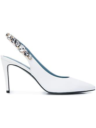 Kennel & Schmenger Sapato com fixação no tornozelo - Branco