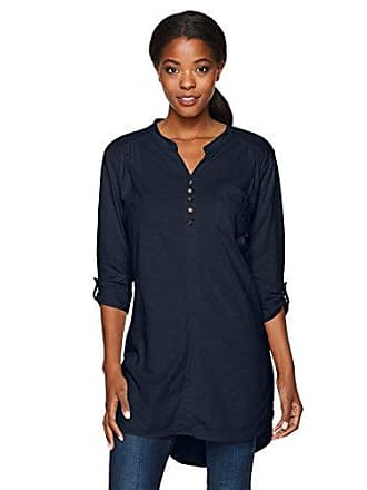 Neon Buddha Womens Yuma Big Shirt, Midnight L