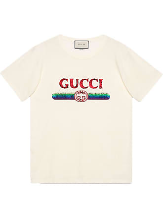 7e095d62 Most Expensive T-Shirts Feat. Gucci Logo Tee | Stylight