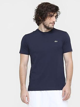 705a5960ca4 Lacoste Camiseta Lacoste Gola Careca - Masculino